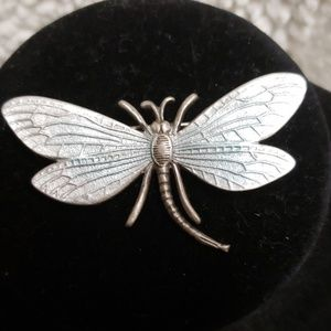Jewelry - Dragonfly Brooch Pin